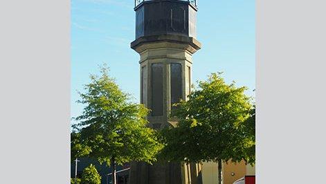 Addington Water Tower 1
