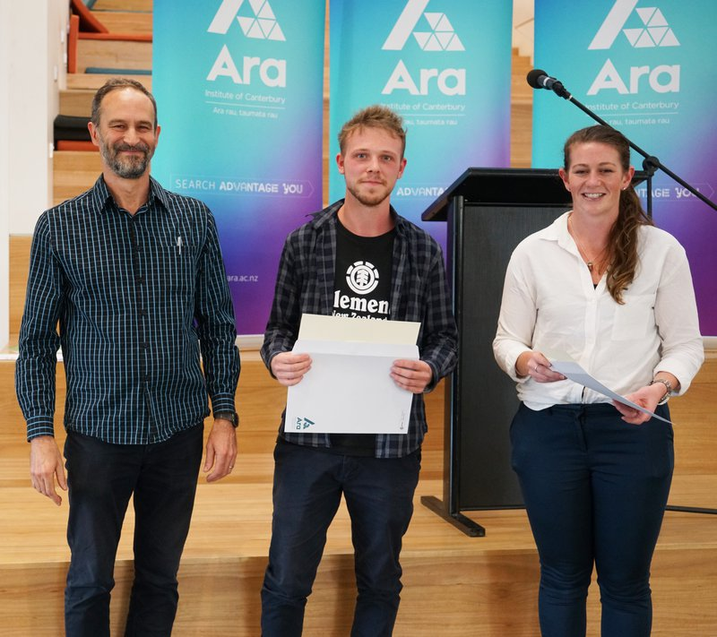 Student Innovator Award