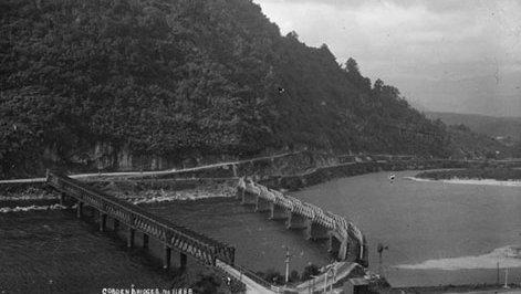 Cobden Railway Bridge