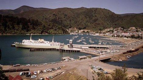 Cook Strait Ferry Terminal