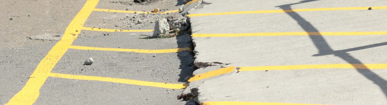 Earthquake liquefaction Wellington