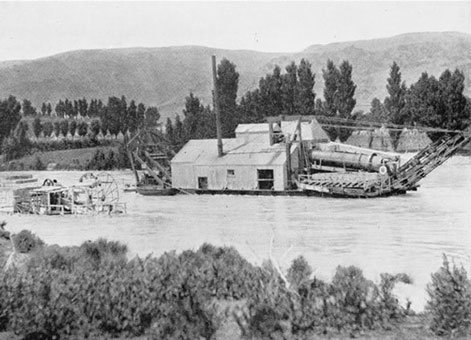 Gold Dredge Development 1