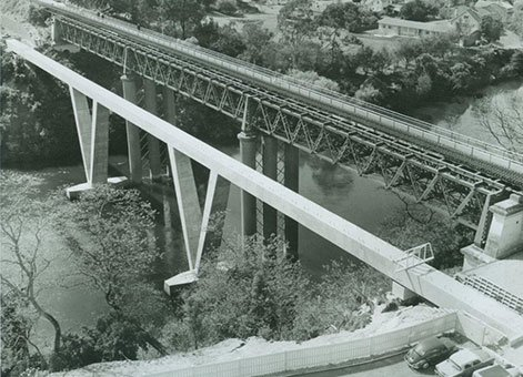 Hamilton Rail Bridge 1