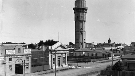 Hawera Water Tower
