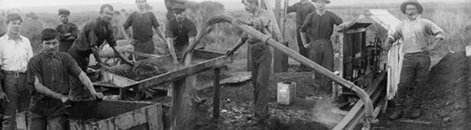 Kauri Gum Mining 3