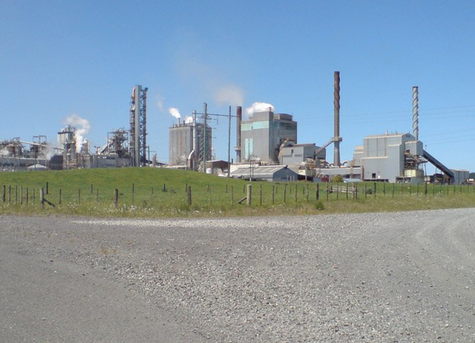 Kinleith Mill