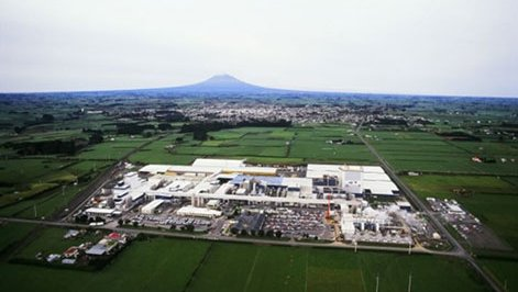 Kiwi Co-operative Dairies Limited Factory