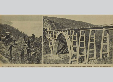 Kopuawhara Railway Viaduct 3