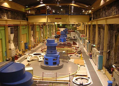 Manapouri Power Station 3