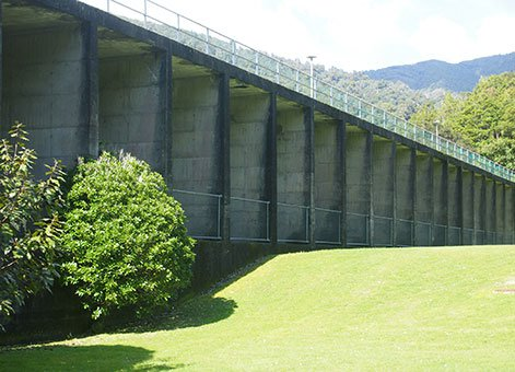 Morton Buttress Dam