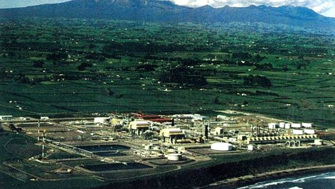 Motonui Synthetic Fuels Plant 1
