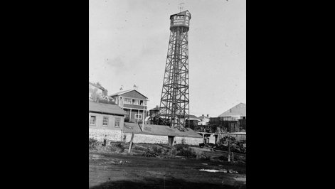 Mount Eden Shot Tower