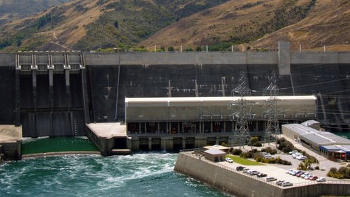 New Zealand society of large dams