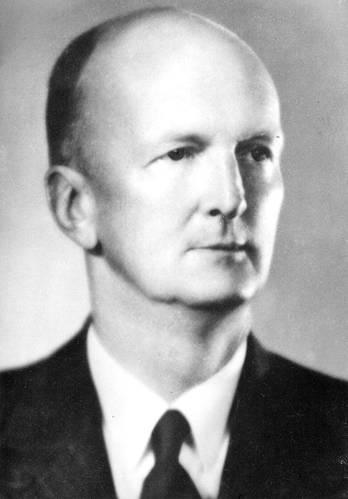 Neville Vickerman