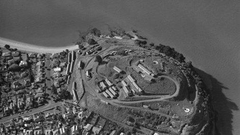 North Head Waitemata Harbour Coastal Defence 1
