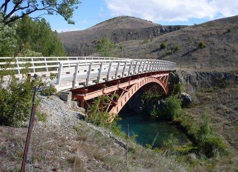 Ohau River Bridge