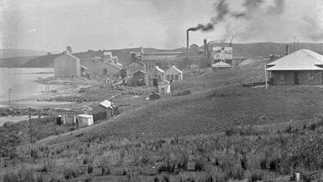 Portland Cement Works 1