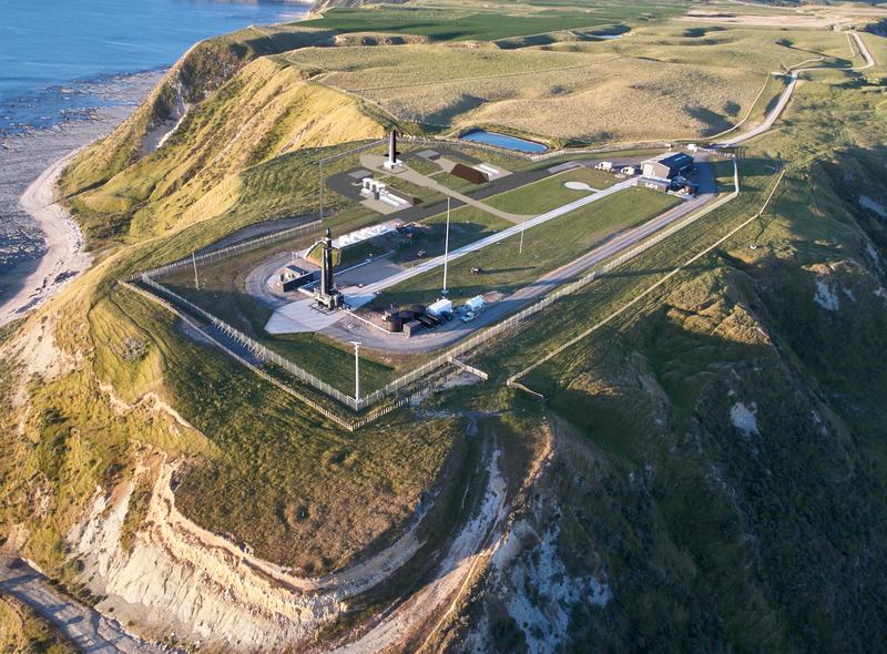 Rocket Lab Launch Complex