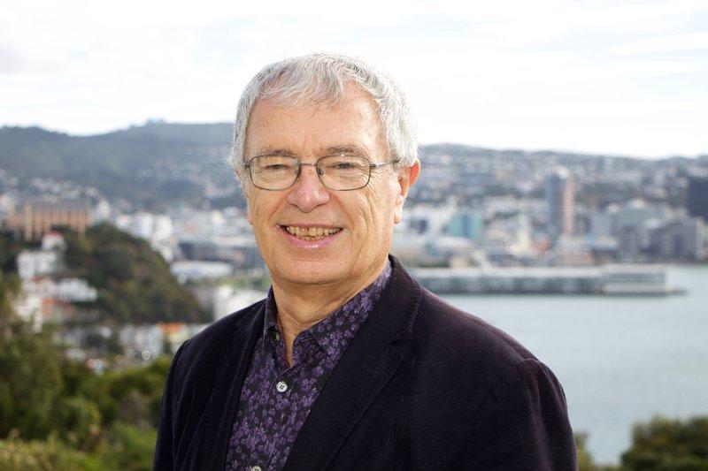 Greater Wellington Regional Councillor Dr Roger Blakeley DistFEngNZ (Life)