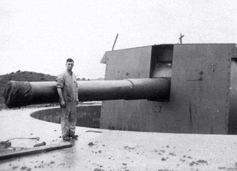 Stony Batter Gun Emplacement 2