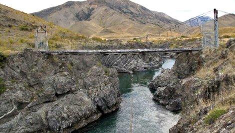 Students Suspension Bridge