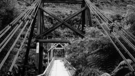 Tauranga Valley Bridge