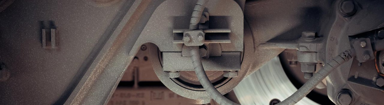 Train Wheel - Header