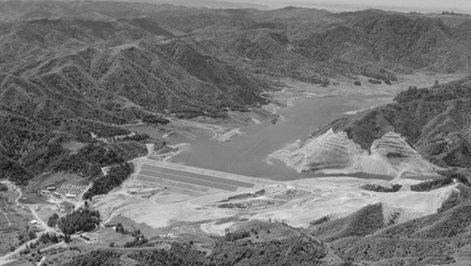 Upper Mangatawhiri Dam