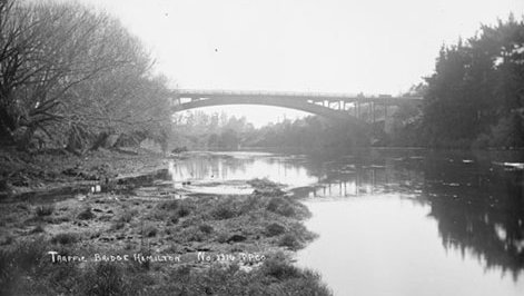 Victoria Bridge Hamilton