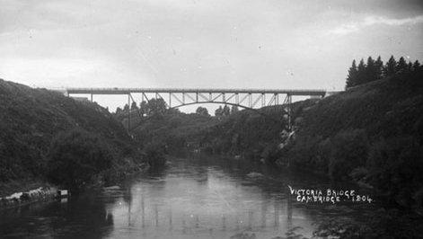 Victoria Street Bridge Cambridge