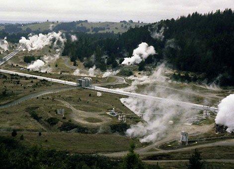 Wairakei Geothermal Power Development 2