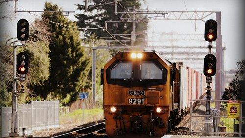 Train Auckland