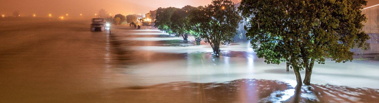 Whanganui flood